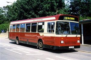 258, Leyland National IIL 2158